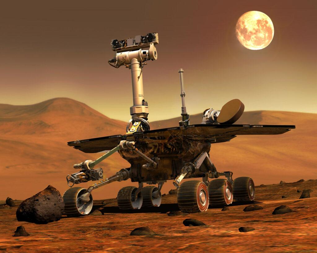 Make a Cardboard Rover