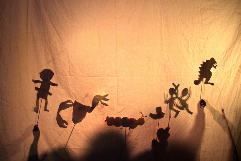 Put on a Shadow Play