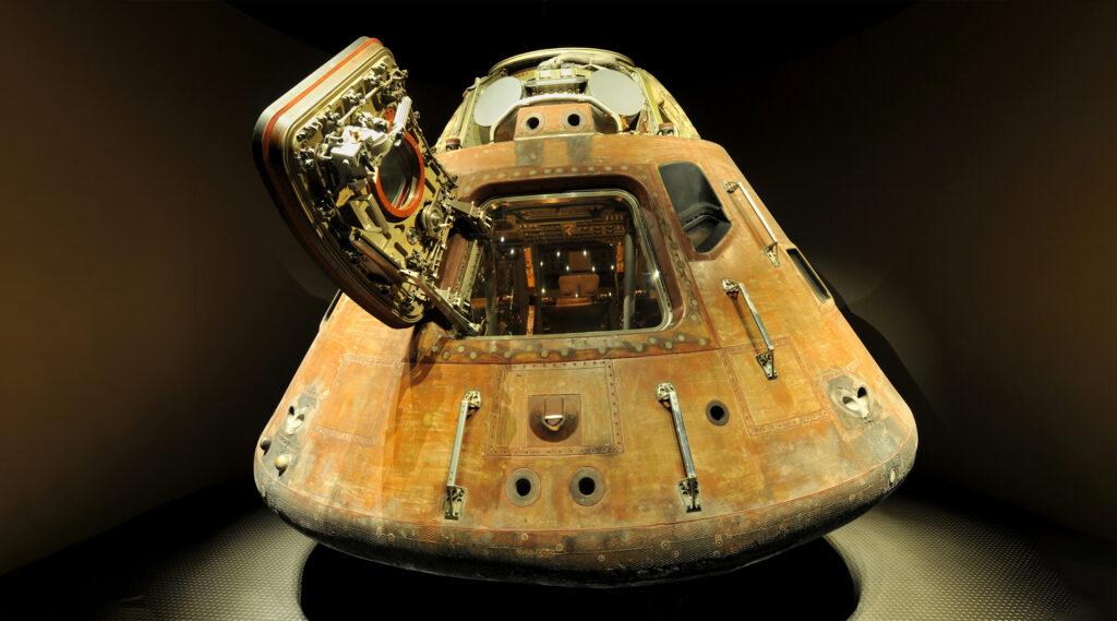 Make an Astronaut Lander