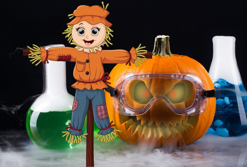 Hayden Presents: Oozing Pumpkin