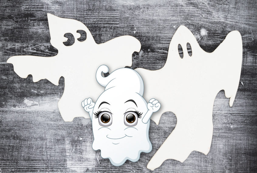 Gwendlyn Presents: Make a Static Powered Dancing Ghost