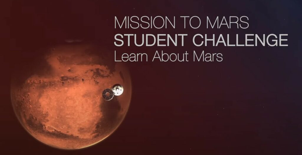 Mission to Mars Student Challenge: Learn About Mars