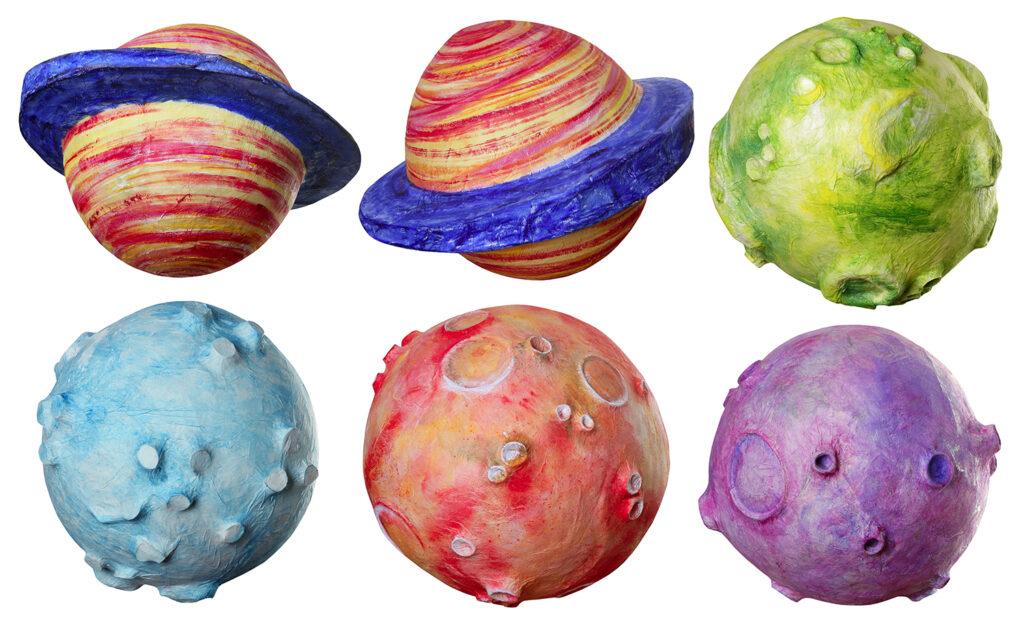 Discover a Strange New Planet