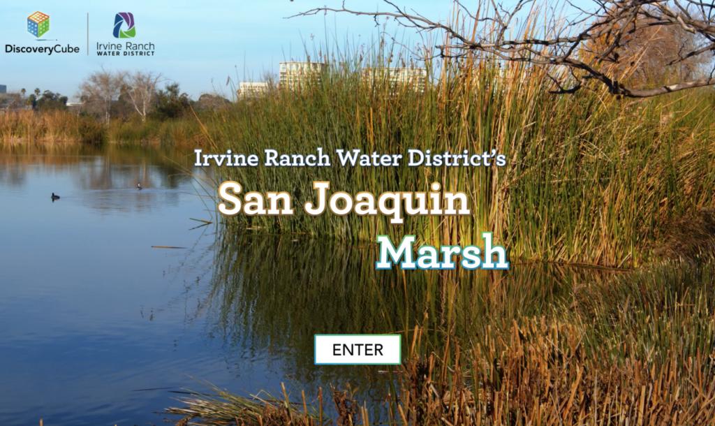 The San Joaquin Marsh 360 Experience